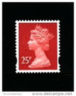 GREAT BRITAIN - 1993  MACHIN  25p.  2B  MINT NH  SG Y1690 - 1952-.... (Elisabetta II)