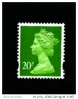 GREAT BRITAIN - 1996  MACHIN  20p.  2B  MINT NH  SG Y1687 - Machins