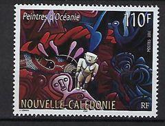 "Nle-Caledonie YT 846 "" Tableau "" 2001 Neuf** - Nuova Caledonia"