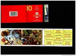 GREAT BRITAIN - 1992  GREETINGS BOOKLET MEMORIES  DESIGN  MINT NH - Libretti