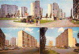 94 - Ivry-sur-Seine - Carte Multi-Vues - Les H.L.M. Rue Hoche - 4 Beaux Plans - Ivry Sur Seine