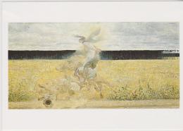 Postcard - Art - Jacek Malczewski - W Tumanie 1894-1895 - VG - Postales