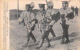 Guerre 1914 1918 - L'Armée Anglaise Sur Le Front - Costume D'hiver - War 1914-18