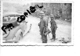 08 BEAUMONT EN ARGONNE  LIGNE MAGINOT SOLDATS ALLEMANDS 1940 - Frankreich