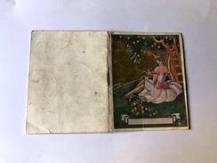 Calendarietto Barbiere Politeama Mariani 1928 - Calendari