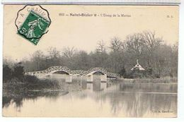 52..SAINT- DIZIER - L ' ETANG DE MARINA        TTBE - Saint Dizier
