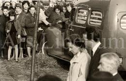 Postcard / ROYALTY / Belgique / Koning Boudewijn / Koningin Fabiola / Lemmeken / Berg / Crash Boeing 707 / 1961 - Kampenhout