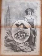 Document 1886 Le Général    UHRICH     Défenseur De STRASBOURG - Vieux Papiers