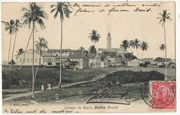 Bahia Quintas Da Barra  J. Mello No 27 Used - Salvador De Bahia