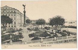 Bahia Praça Riachuelo   J. Mello No 7 Used Paquebot - Salvador De Bahia