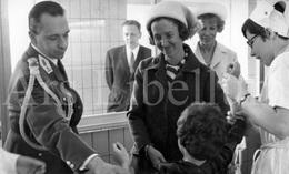 Postcard / ROYALTY / Belgique / Koningin Fabiola / Reine Fabiola / Andrimont / 1969 / Home Enfants Handicapés - Dison