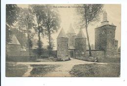Sombreffe Vue Extérieure De L'ancien Château - Sombreffe