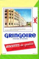 Buvard & Blotting Paper : BISCOTTE GRINGOIRE Haute Qualité 94 Nouvelle Ecole De Medecine - Zwieback