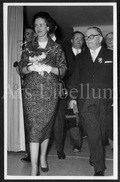 Postcard / ROYALTY / Belgique / Roi Baudouin / Reine Fabiola / Malmedy / 1961 / Inauguration Hôpital Reine Astrid - Malmedy
