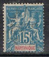 MARTINIQUE N°36 - Gebraucht