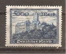 Alemania-Germany Yvert  249 (MNH/**) - Ungebraucht