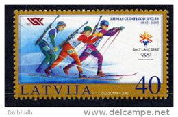 LATVIA 2002  Winter Olympics  MNH / **.  Michel 565 - Latvia