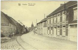 Halen/Haelen. Rue De Liège. Luikerstraat. - Halen