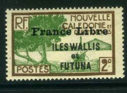 WALIS ET FUTUNAS  (  POSTE  ) : Y&T N°  93  TIMBRE  NEUF  AVEC  TRACE  DE  CHARNIERE , A  VOIR . - Neufs