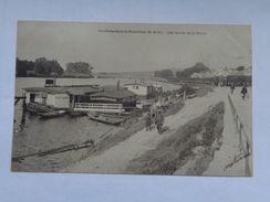 Réf: 12-11-138.            CONFLANS-SAINTE-HONORINE       Les Bords De La Seine. - Conflans Saint Honorine