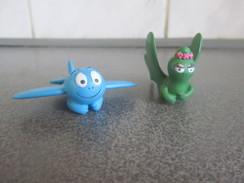 BL67 Barbapapa, Barbalala Et Barbibul, 5 Cm - Figurines
