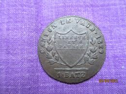 Suisse: Canton De Vaud, 1 Batz 1829 - Suisse