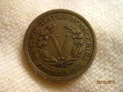 USA 5 Cents 1883 - 1883-1913: Liberty