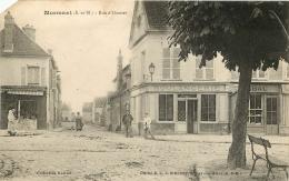 MORMANT  RUE D'OZOUER  COLLECTION GARNIER - Mormant