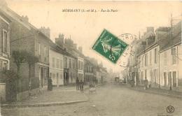 MORMANT  RUE DE PARIS - Mormant