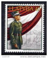 LATVIA 2002  Armed Forces MNH / **.  Michel 571 - Latvia