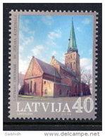 LATVIA 2004 Church Of St. Jekaba  MNH / **.  Michel 620 - Latvia