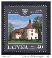 LATVIA 2004 Jaunpils Castle  MNH / **.  Michel 622 - Latvia