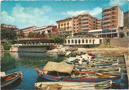 V1226 Formia (Latina) - - Marina - Panorama Col Ristorante Quercia / Non Viaggiata - Italia