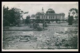 RECIFE - Faculdade De Direito E Parque 13 De Maio.( Ed. A Turista Nº 4) Carte Postale - Recife