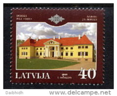 LATVIA 2005 Durbes Castle MNH / **.  Michel 647 - Latvia