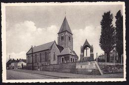 ZWEVEGEM - SINT DENIJS - ST. GENOIS --- Eglise - Kerk - Niet Courante Editie - Zwevegem