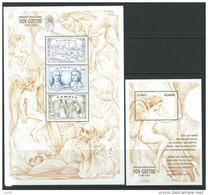 Zambia 1999 SC 794-795 MNH Van Goethe - Zambia (1965-...)