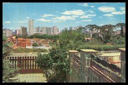 CURITIBA -  Vista Parcial Do Centro.( Ed. Paraná Cart) Carte Postale - Curitiba