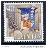 LATVIA 2001 Writer: Karlis Skalbe MNH / **.  Michel 549 - Latvia