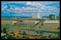 BRASILIA - HOTEIS E RESTAURANTES - Edificios Do Brasilia Imperial Hotel( Ed. Foto Postal Colombo Nº 117)carte Postale - Brasilia