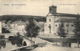 BELGIQUE - NAMUR - VIROINVAL - NISMES - Rue De La Bassidaine. - Viroinval