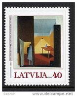 LATVIA 2003 Art: Strunke Painting MNH / **.  Michel 583 - Latvia
