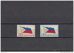Filipinas Nº 469 Al 470 - Filipinas