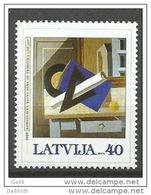 LATVIA 2004 Art: Romans Suta  MNH / **.  Michel 603 - Latvia