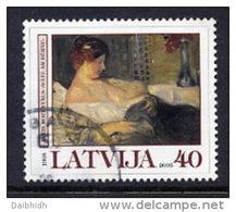 LATVIA 2005 Art: Janis Rozentals  Used.  Michel 636 - Latvia