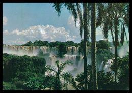 PARANÁ - Cataratas Do Rio De Iguaçu ( Ed. Paraná Cart Nº IGT Nº 247) Carte Postale - Curitiba