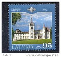 LATVIA 2006 Stameriena Castle  MNH / **.  Michel 664 - Latvia