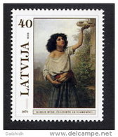 LATVIA 2006 Art VIII: Karlis Huns  MNH / **.  Michel 675 - Latvia