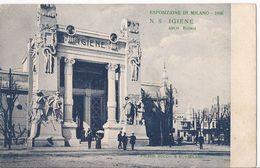 Milano - Esposizione Del 1906 - Igiene - HP1083 - Milano (Milan)