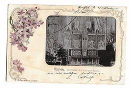 """""""Rufach  - Hochaltar  Der  Arbogast -  Kirche    ( Tres Belle  Cadre  Des  Fleurs  Lilas  ) - Rouffach"""